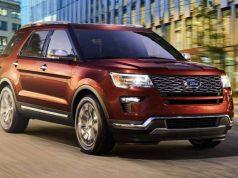 Новый кузов Ford Еxplorer 2019 комплектации, цена и фото