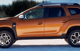 Новый кузов Renault Duster 2019 комплектации, цена и фото