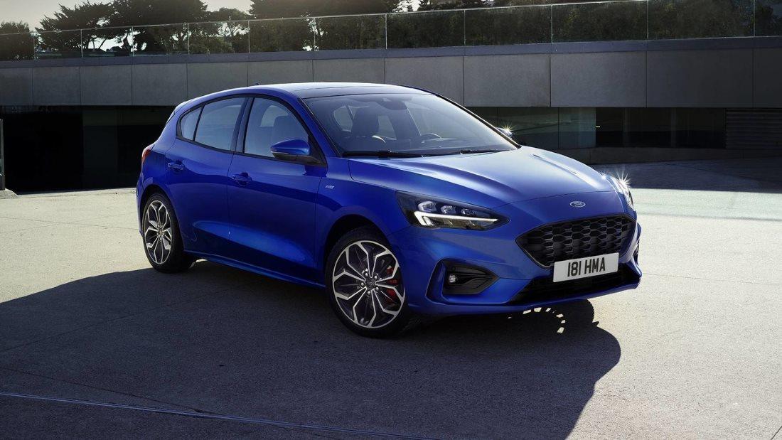 Изменения в новом кузове Форд Фокус в 2019 году фото