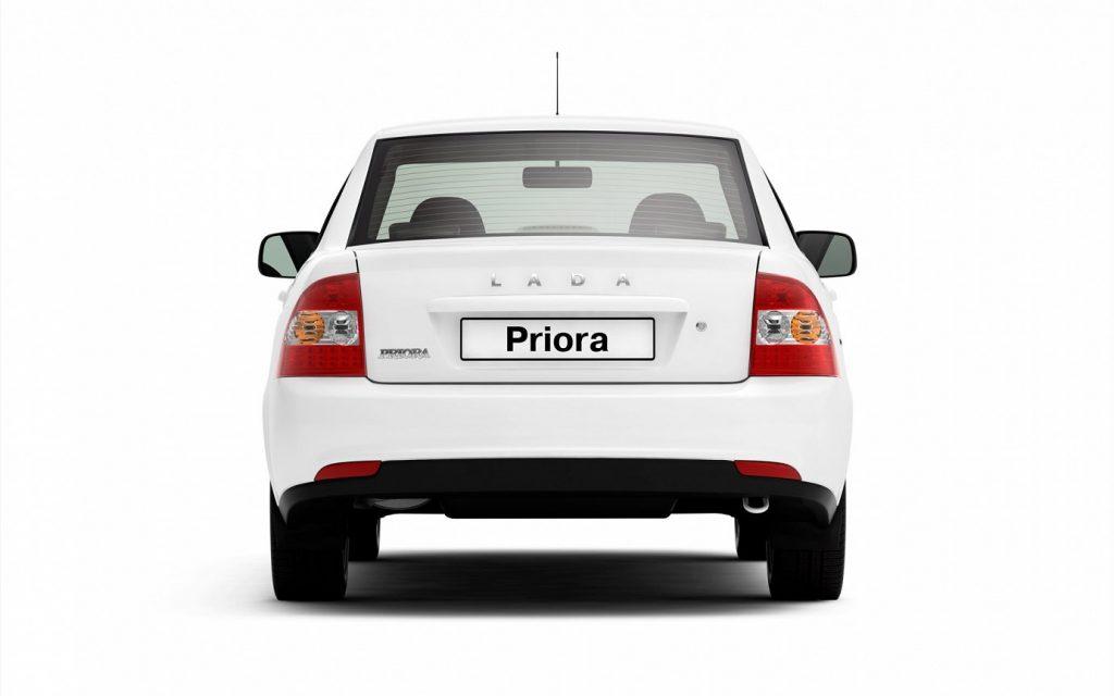 Изменения в новом кузове Лада Приора в 2019 году фото