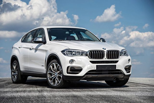 Новый кузов BMW X6 2019 комплектации, цена и фото