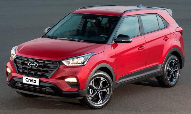 Новый кузов Hyundai Creta 2019 комплектации, цена и фото