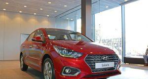 Новый кузов Hyundai Solaris 2019 комплектации, цена и фото