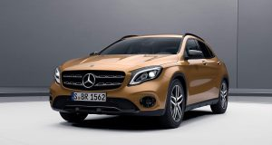 Новый кузов Mercedes GLA 2019 комплектации, цена и фото