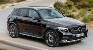 Новый кузов Mercedes GLC 2019 комплектации, цена и фото