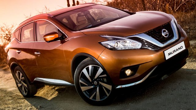 Новый кузов Nissan Murano комплектации, цена и фото