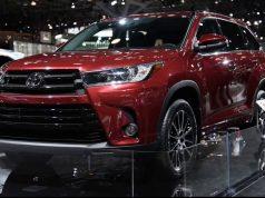 Новый кузов Toyota Highlander 2019 комплектации, цена и фото