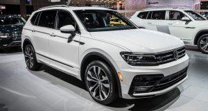 Новый кузов Volkswagen Tiguan 2019 комплектации, цена и фото